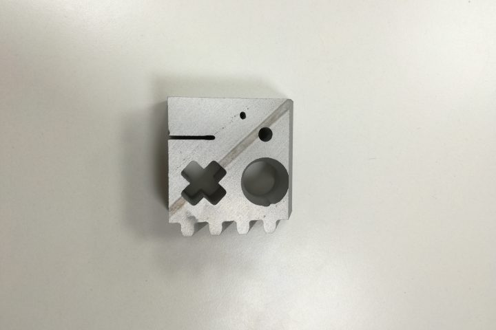Cortes técnicos en aluminio