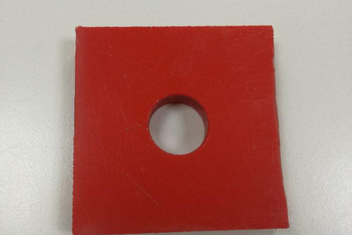 corte plástico