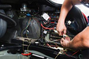 Electrónica sensores estanqueidad calidad Fortest